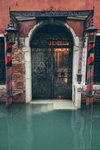 Venitian Door 246 pixels wide