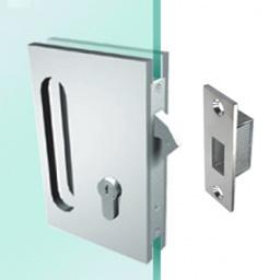 6665 euro profile lock and handle set