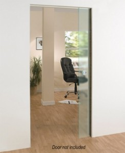 Architrave free iMpero for glass
