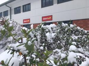 Snowbound again