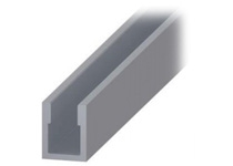 41-2 door channel 12mm wide x 15mm deep