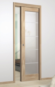 iMpero Slide pocket door kit