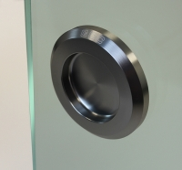 H65.SA self adhesive flush pull handle