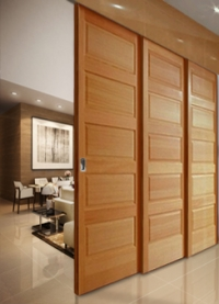 SAHECO SF-A81 Telescopic sliding door gear