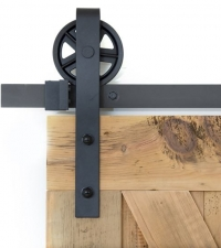 Rustic Barn Door Gear | Sliding Doorstuff