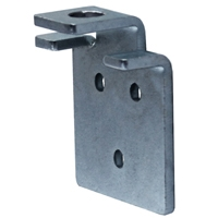 SAHECO 4059 sliding door bracket, BZP