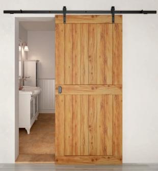 Rustico 80 Barn Style Sliding Door Kit Sliding Doorstuff