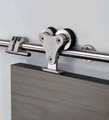 Projeto Xtra Designer Sliding Door Gear For Timber Doors