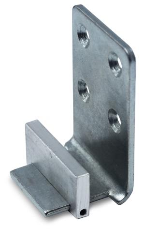 Saheco 996029 Side Mounted Floor Guide Sliding Doorstuff