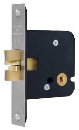 Imperial Locks G8028 Mortice Sliding Bathroom Door Lock
