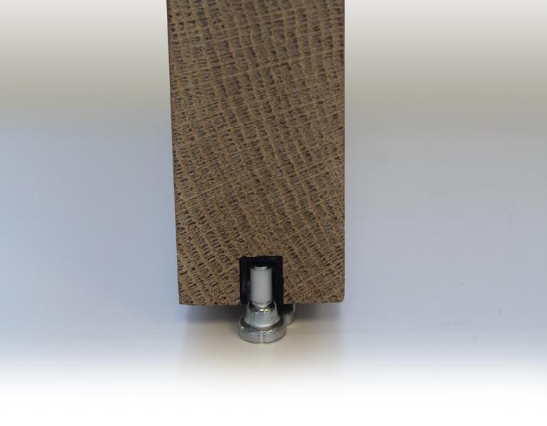 Coburn 3937 Adjustable Rattle Proof Floor Guide 6mm