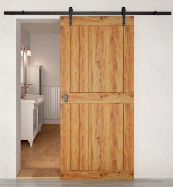 Rustico 80 Barn Style Sliding Door Kit Sliding Doorstuff